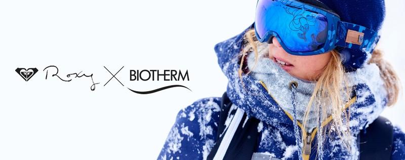 Roxy x Biotherm
