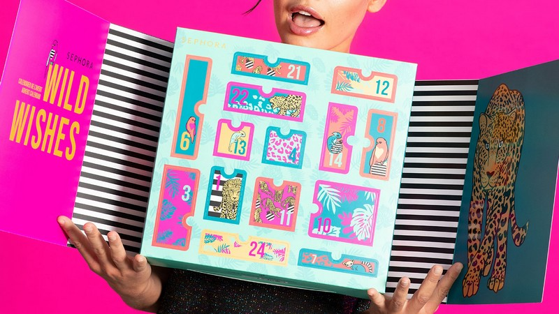 calendriers de l'Avent 2020 Sephora