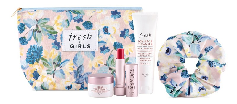 trousse Fresh x Girls