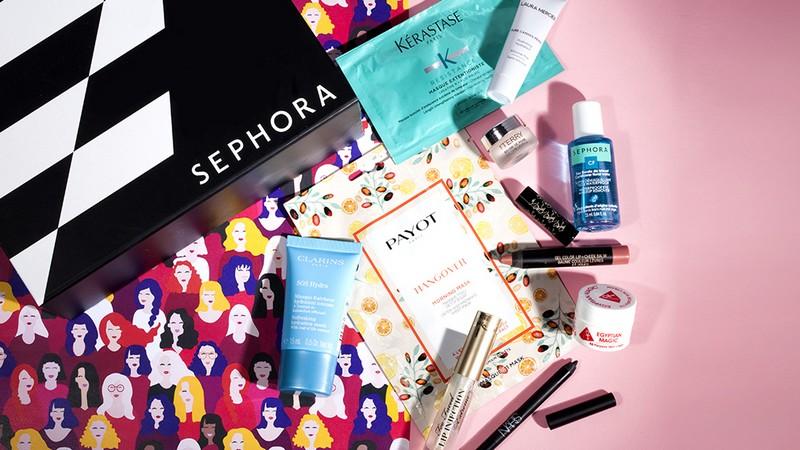 Sephora Box Girl Power