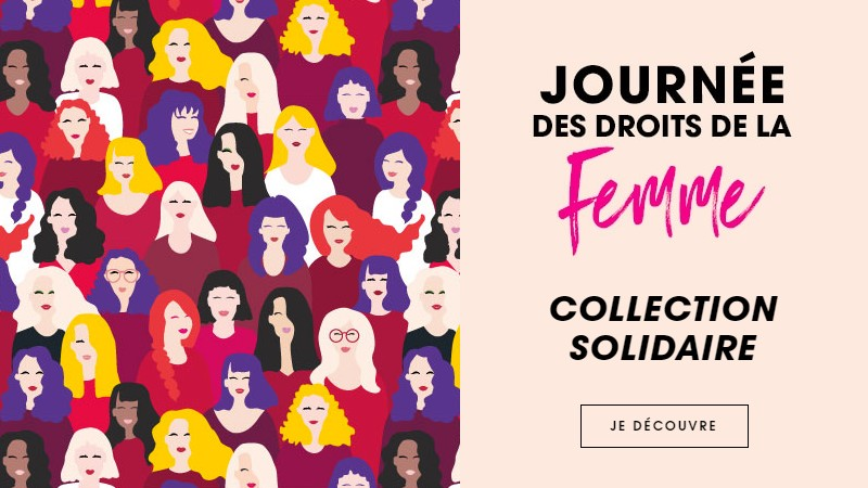 collection solidaire Sephora