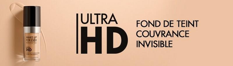 fond de teint Ultra HD