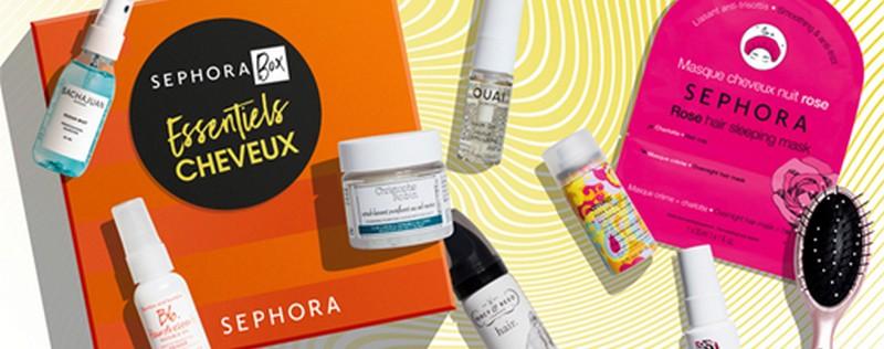 Sephora Box Essentiels Cheveux