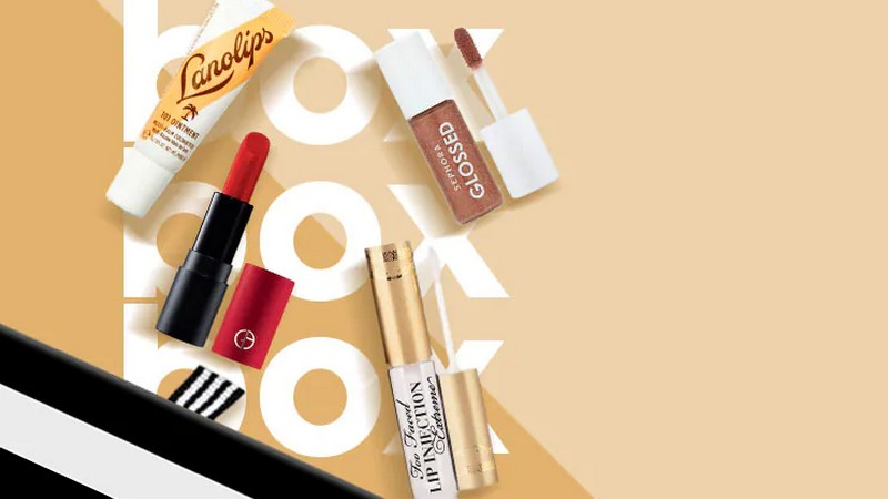 Sephora Box Lips