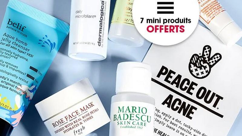 Sephora Box Skincare