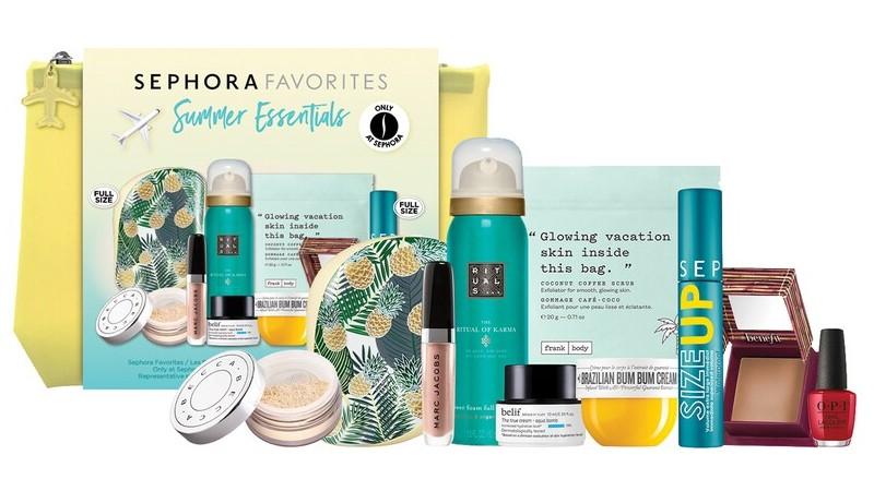 Sephora Favorites Summer Essentials