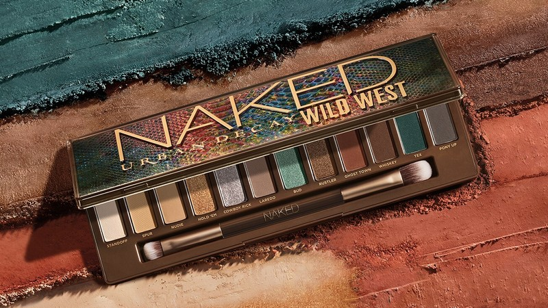 palette NAKED Wild West Urban Decay