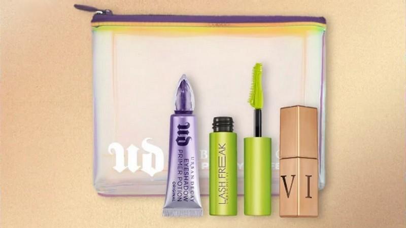 La Box Urban Decay : 3 mini produits make-up offerts dès 40 € d'achat