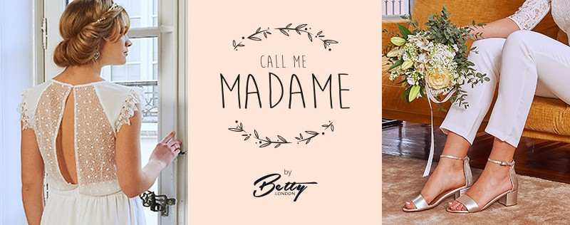 Call me Madame by Betty London : la capsule cérémonie