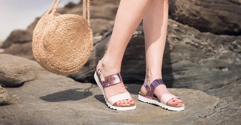 sandales TBS