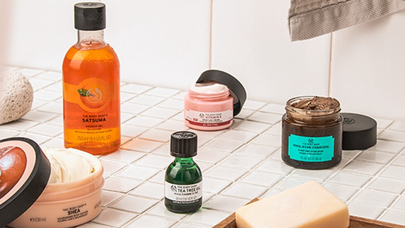 Les Beauty Days The Body Shop : jusqu'à 40% de réduction