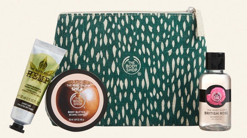 trousse The Body Shop