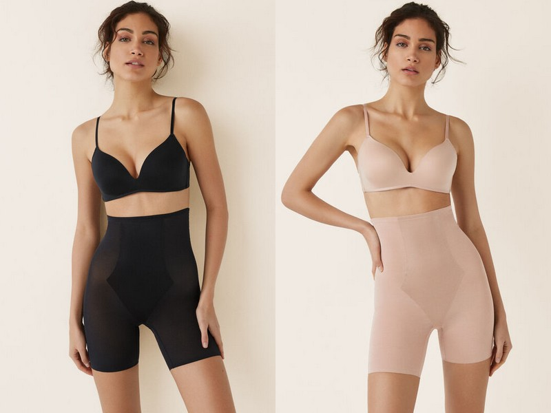 shorty shapewear