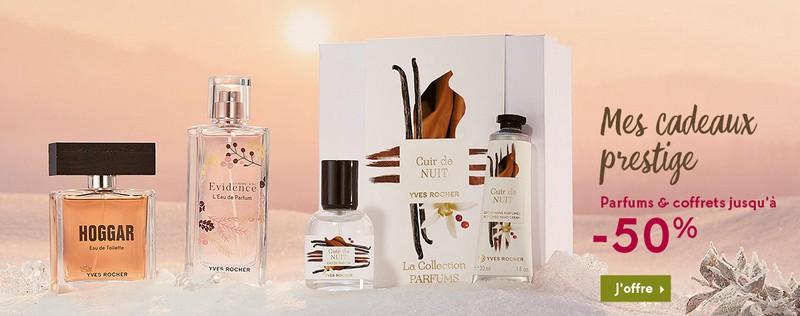 parfums Yves Rocher