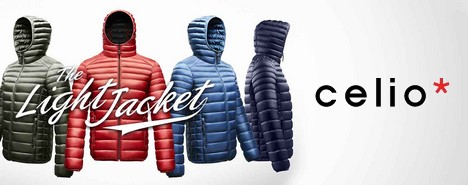 Celio – Promo doudoune The Light Jacket