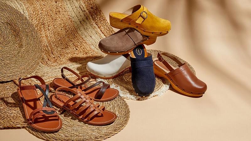 Vente privée de chaussures d'été Apologie
