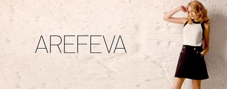 vente privée Arefeva