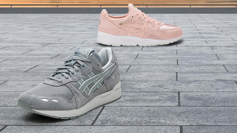 Courez vite shopper votre paire de chaussures Asics en vente privée