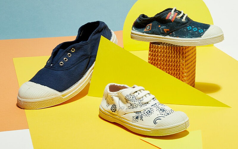 Vente privée Bensimon chaussures