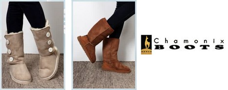 vente privée Chamonix Boots