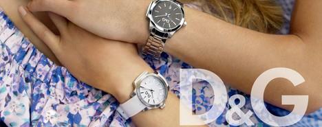 vente privée de montres D&G