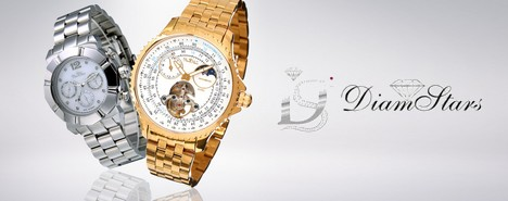 montres DiamStars