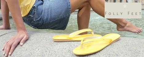 vente privée Folly Feet