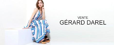 vente privée Gérard Darel