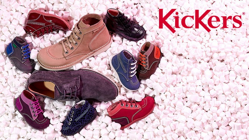 Vente privée Kickers
