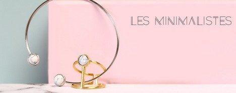 bijoux Les Minimalistes