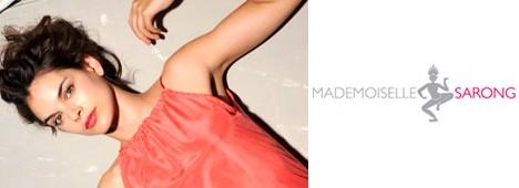 vente privée Mademoiselle Sarong