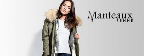 vente privée de manteaux femme