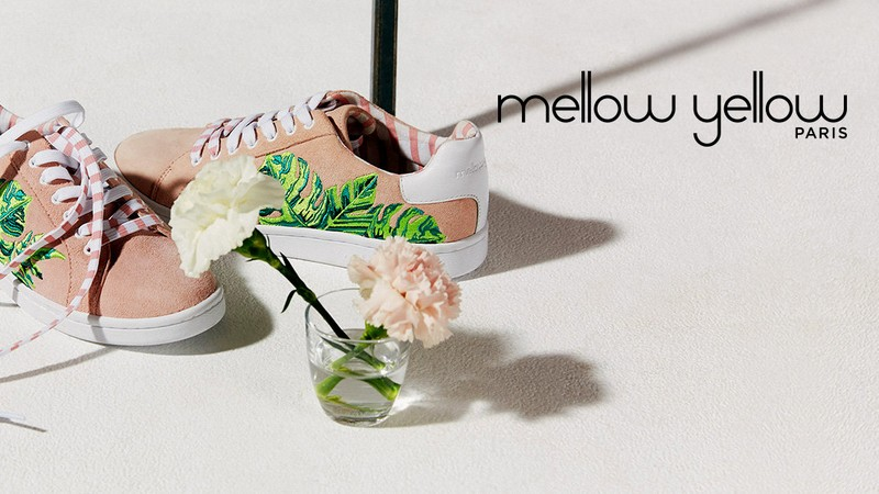 vente privée Mellow Yellow