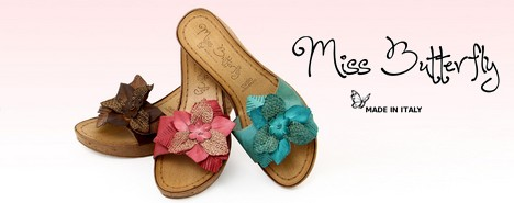 chaussures Miss Butterfly