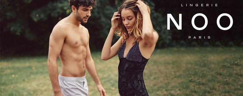 vente privée Noo underwear