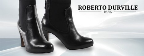 Vente privée de chaussures Roberto Durville