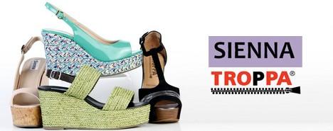 vente privée Sienna et Troppa