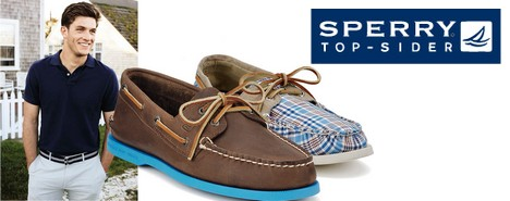 vente privée Sperry