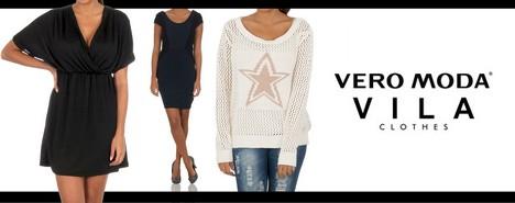 Vero Moda et Vila