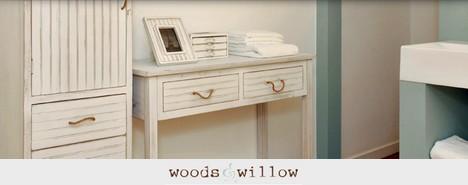 vente privée Woods & Willow