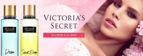 parfums Victoria's Secret