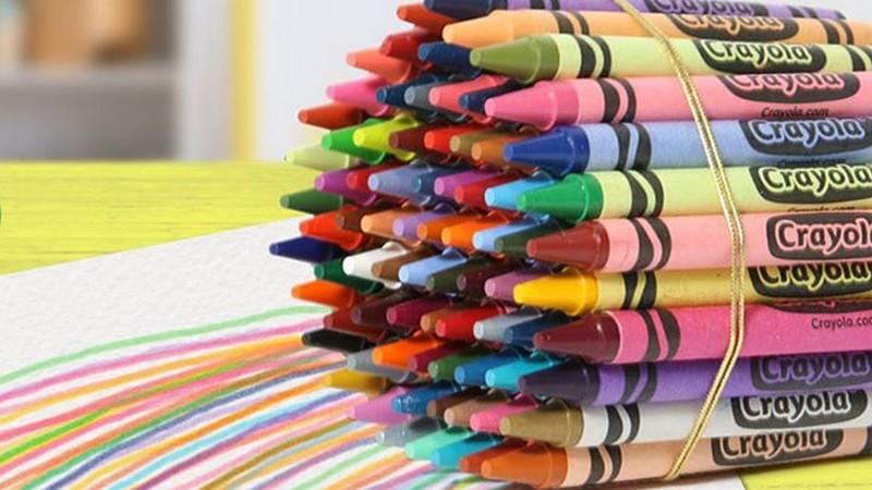 Vente privée Crayola : crayons de cire, feutres, peinture et loisirs créatifs