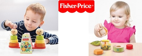 vente privée Fisher Price