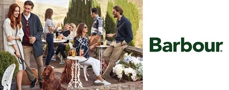 vente privée Barbour