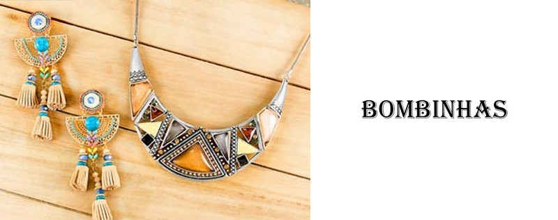 bijoux Bombinhas