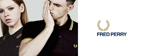 vente privée Fred Perry