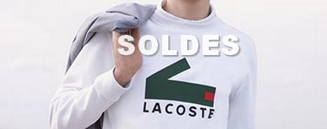 soldes Lacoste