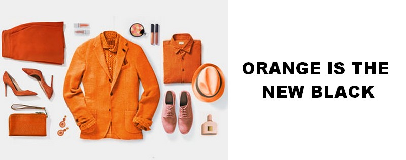 Orange is the new black by Brandalley