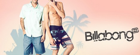 Billabong – Vente privée mode homme