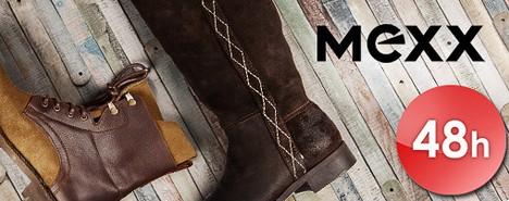 vente privée de chaussures Mexx